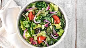 panera bread kids seasonal greens salad calories nutrition