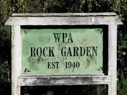 Wpa Rock Garden The Delightful Wpa Rock Garden In William Land Park
