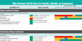 2016 goals template 1 page business plan templates free one page