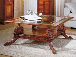 Glass Topped Coffee Tables Oversized Glass Top Coffee Tables Ideas Choosing A Wonderful