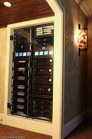 Audio Video Rack Systems Images Of Commercial And Smart Home Automation In Kansas