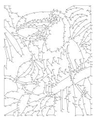 dot to dot printables free coloring pages on art coloring
