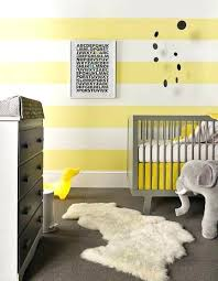 Yellow And Grey Nursery Decor Grey And Yellow Nursery Ideas Katecaudillo Me