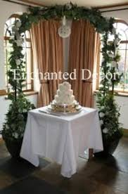 wedding arches south wales 12 best cake settings images on wedding cake display