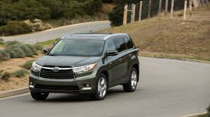 toyota highlander 2016 toyota highlander hybrid limited drive review with price