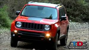 jeep renegade convertible first drive 2015 jeep renegade youtube