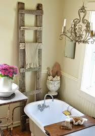 Towel Rack Ideas For Small Bathrooms 36 Best Farmhouse Bathroom Design And Decor Ideas For 2017