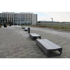 gull wing steel framed bench the embledon from logic