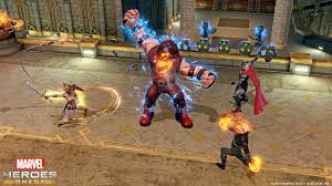 marvel heroes omega on steam