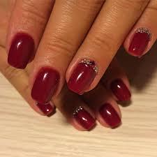 24 dark red nail art designs ideas design trends premium