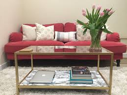 coffee table ikea coffee table diy blonde across the pond marble