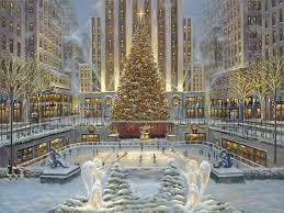 rockefeller christmas tree by robert finale christmas
