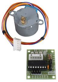 28byj 48 stepper motor with uln2003 driver and arduino uno