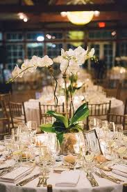 Wedding Flowers Table Decorations The 25 Best White Orchid Centerpiece Ideas On Pinterest