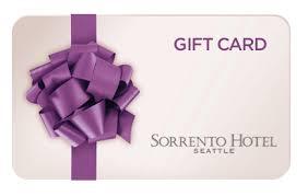 hotel gift card sorrento sorrento