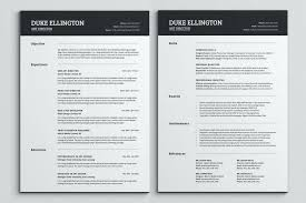 pages resume template 2 pages resume template 2 page best collection templates 2017 mac