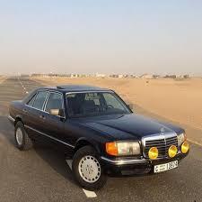 lifted mercedes coolest benz ever desert spec 1991 mercedes 300se goes up for sale