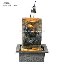 buddha indoor tabletop water fountain buddha indoor tabletop