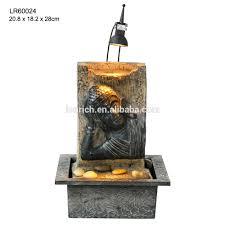 buddha indoor tabletop water fountain buddha indoor tabletop