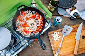 Camping Kitchen Setup Ideas by Camping Cooking Gear Guide Build The Ultimate Camp Kitchen