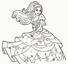 barbie cartoon drawing barbie disney cartoon drawing art coloring