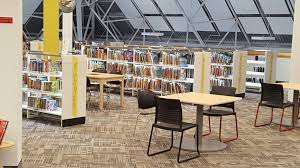modern library shelving for public libraries archives bci