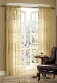 ava semi sheer curtains with attached valance stylemaster
