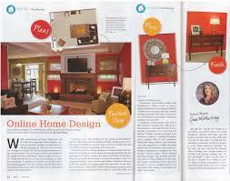 interior design magazine article
