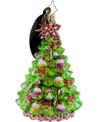 deal on christopher radko sweet tree glass ornament