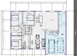 plan de maison plain pied 5 chambres ordinary plan de maison plain pied 5 chambres 12 vente de plan