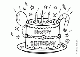my little pony birthday coloring page kids my little pony happy birthday coloring page for on happy