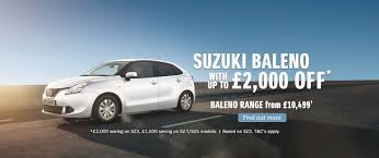 suzuki car models suzuki car sales u0026 servicing specialists in hampshire seward group