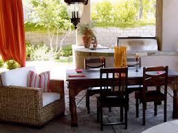 indoor outdoor kitchen kitchen decor design ideas