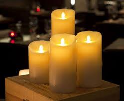 smart candle luminara candles