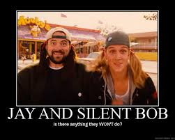 Jay And Silent Bob Meme - jay and silent bob by macropus rufus on deviantart