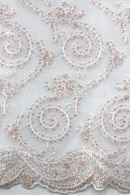 2016 wedding dress beaded french lace quality french net lace real
