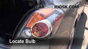 nissan altima tail light cover brake light change 2007 2013 nissan altima 2007 nissan altima s