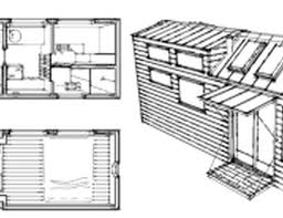 new tiny house plans free cottage universal design floor plan