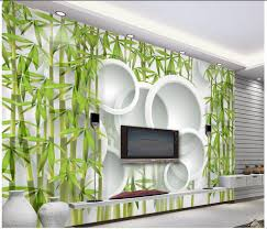 online get cheap 3d bamboo wall mural aliexpress com alibaba group 3d wall murals wallpaper bamboo 3d living room tv sofa backdrop custom 3d photo wallpaper home