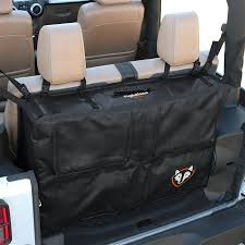jeep wrangler storage rightline jeep jk trunk storage bag black 100j72 2 b