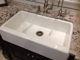How To Get Rid Of Stubborn Sink Stains And Keep Your Sink Looking - Enamel kitchen sink