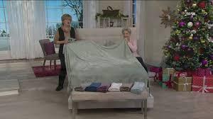 Bedroom Set Qvc Bedding Berkshire Blanket Velvet Soft Cozy Sheet Set On Qvc