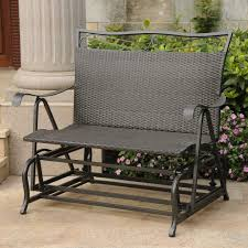 Outdoor Glider Chair Wooden Patio Glider U2014 Outdoor Chair Furniture Beauty And Comfort