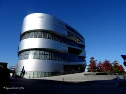 mercedes headquarters a visit to the mercedes benz museum in stuttgart germany
