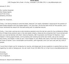 sle email cover letter for administrative assistant 28 images