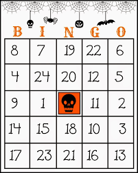 Halloween Word Searches Printable by Crafty In Crosby Free Printable Halloween Bingo Game