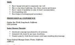 Massage Therapist Job Description Resume by Hotel Manager Cv Template Job Description Cv Example Resume