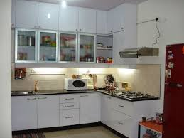 endearing small l shaped kitchen modern in window set at small