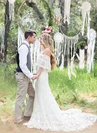mariage hippie décoration boho hippie chic inspiration pour un mariage bohème