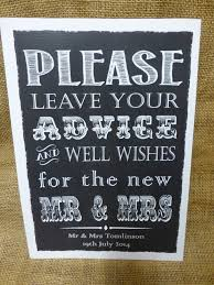 wedding wishes board details about guest book sign a4 vintage chalkboard style